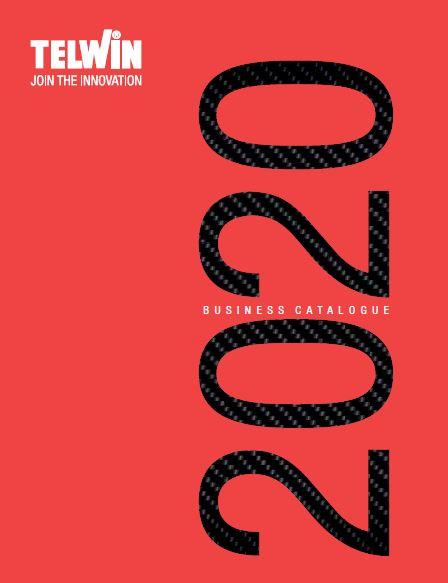 Katalog TELWIN BUSINESS 2020